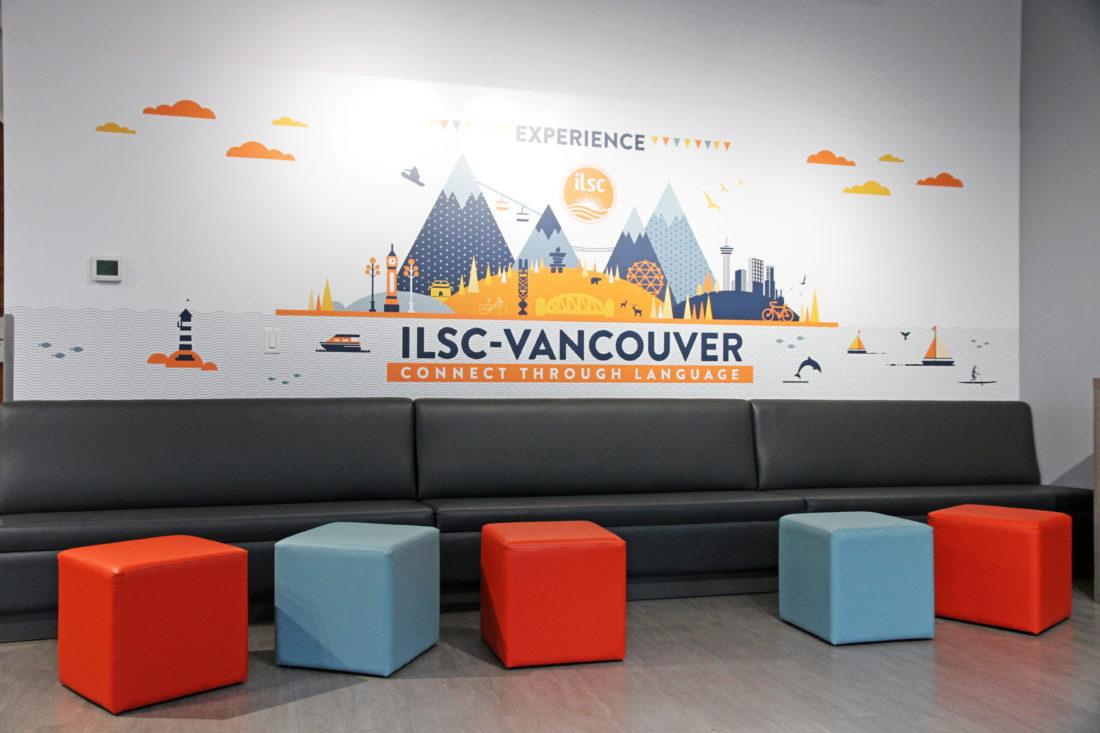 カナダの語学学校(ILSC):バンクーバに渡航のYUKIさんより(1か月滞在)